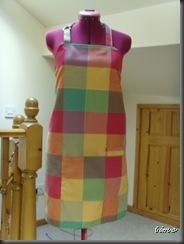 Vicki's apron