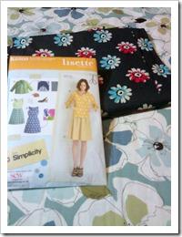 lisette dress and jacket