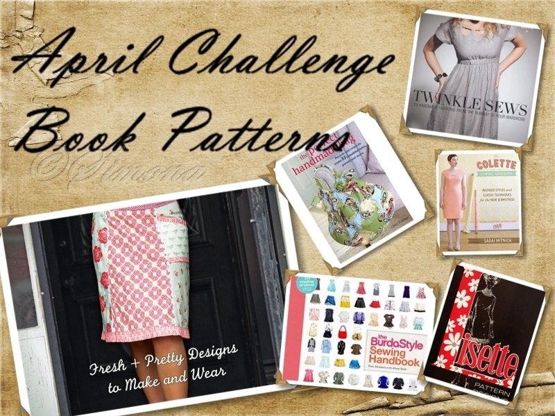 April Challenge – First Project A bag