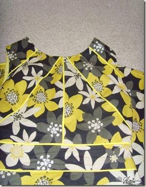 dress frond bodice