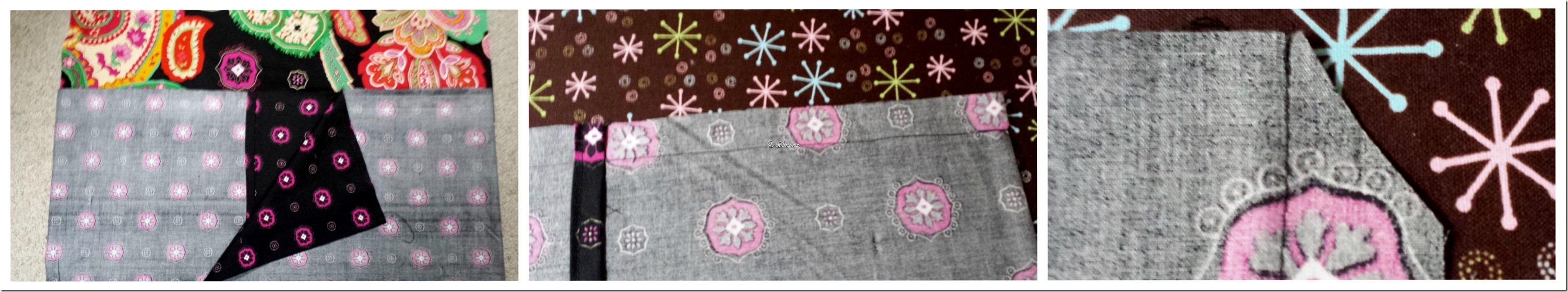 pillowcase corners