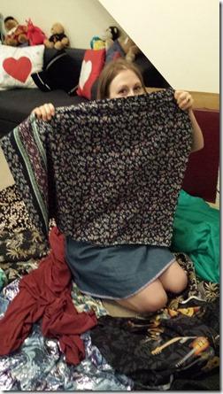 Amy- fabric love