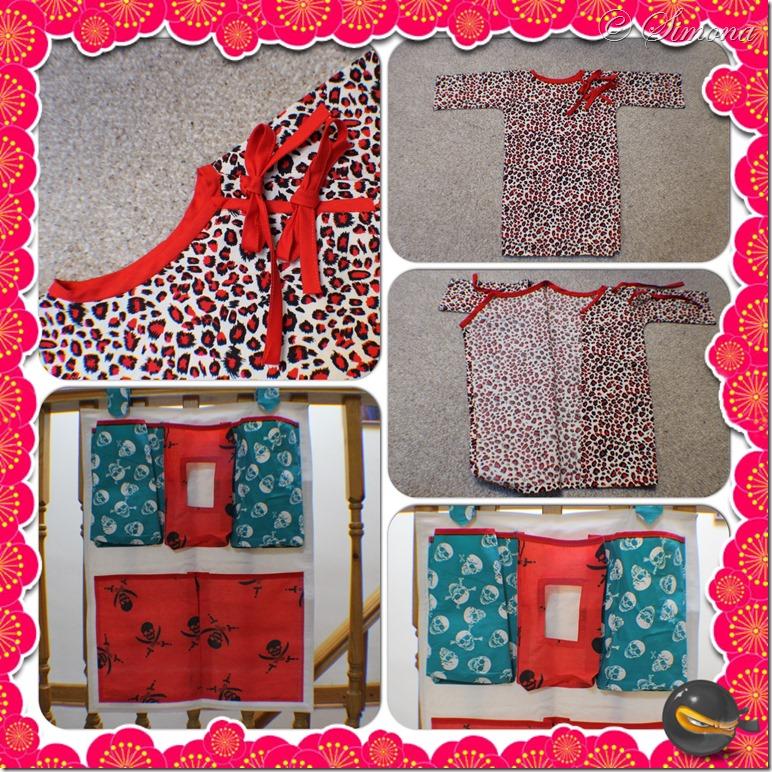 Baby Cot & Kimono