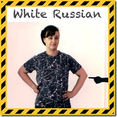 white russian short
