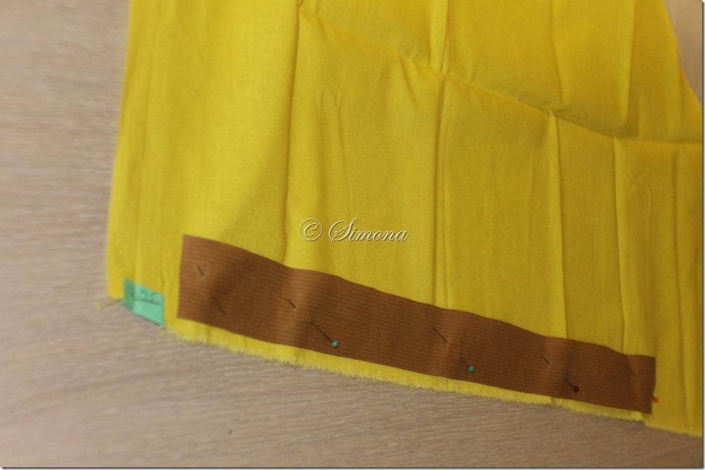 Zoe6 - paper on fabric