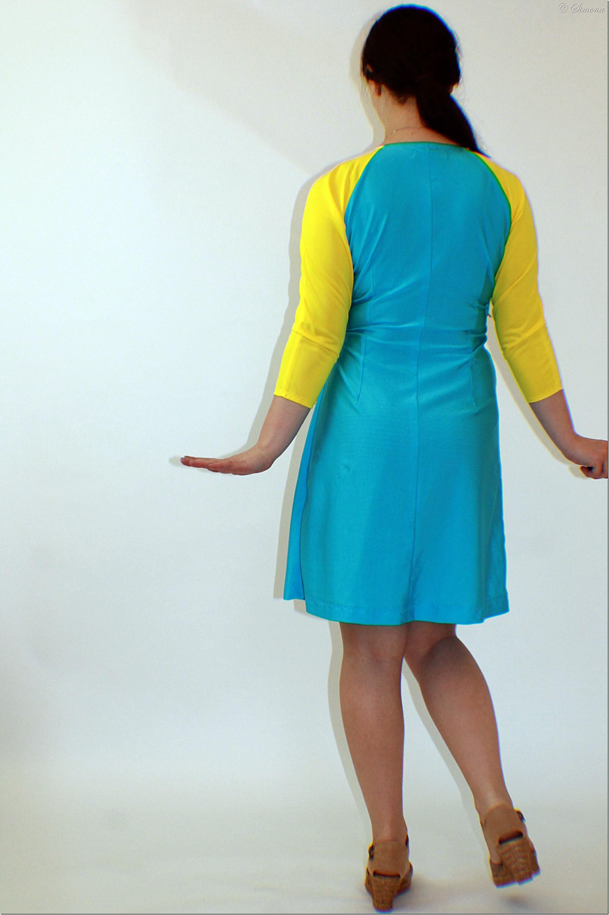 Simplicity dress 38