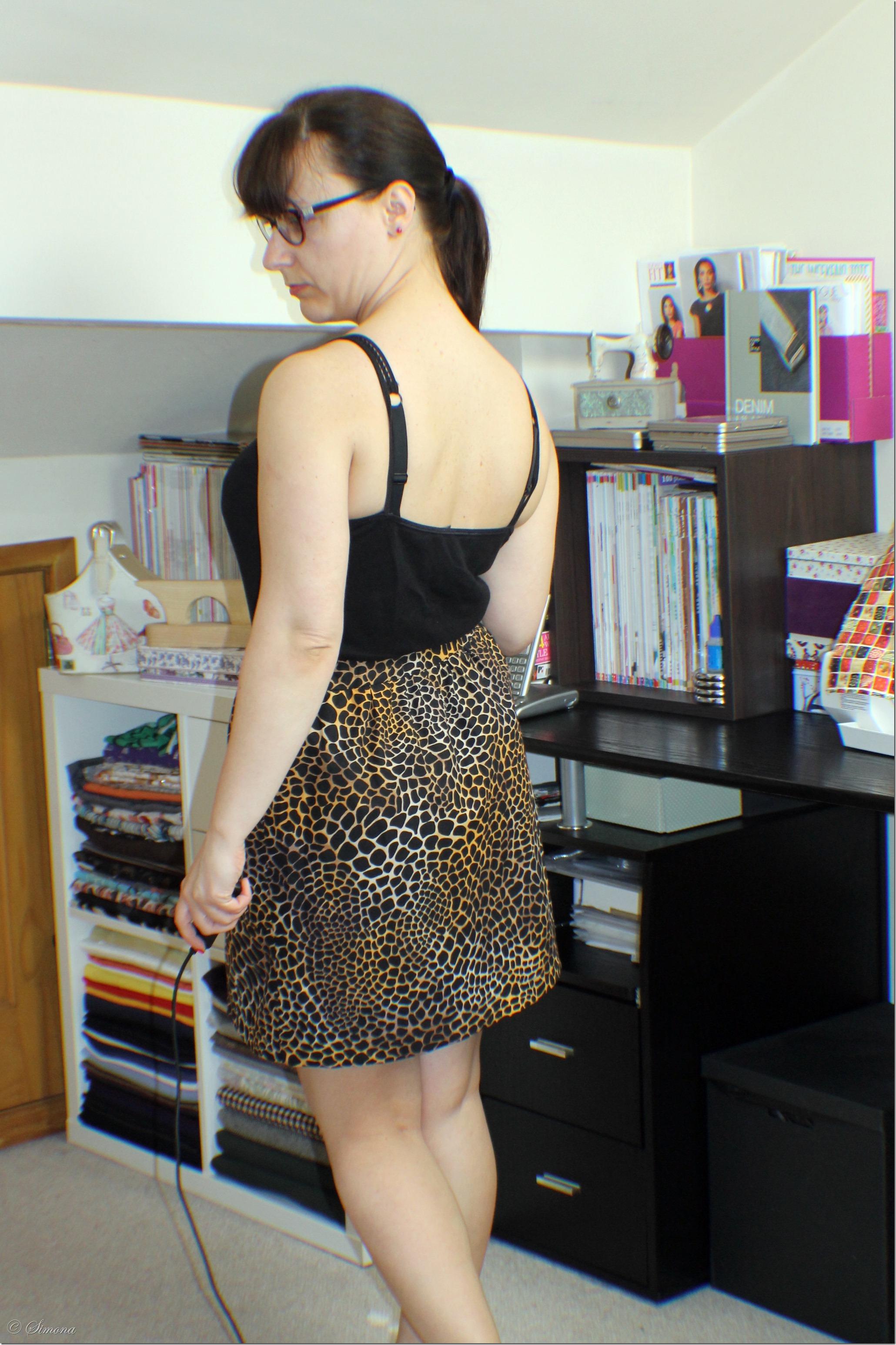 pocket skirt 24