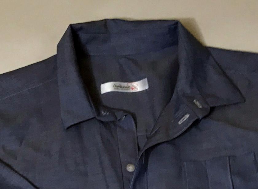 Cuba Libre Shirt - chambray - Capital Chic Patterns