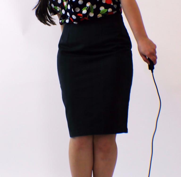 Scarlett Pencil Skirt