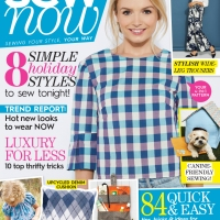 Giveaway - SewNow Issue 11 - The Winners