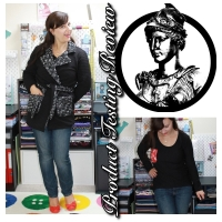 Minerva Crafts Product Review - Ribbed Jersey