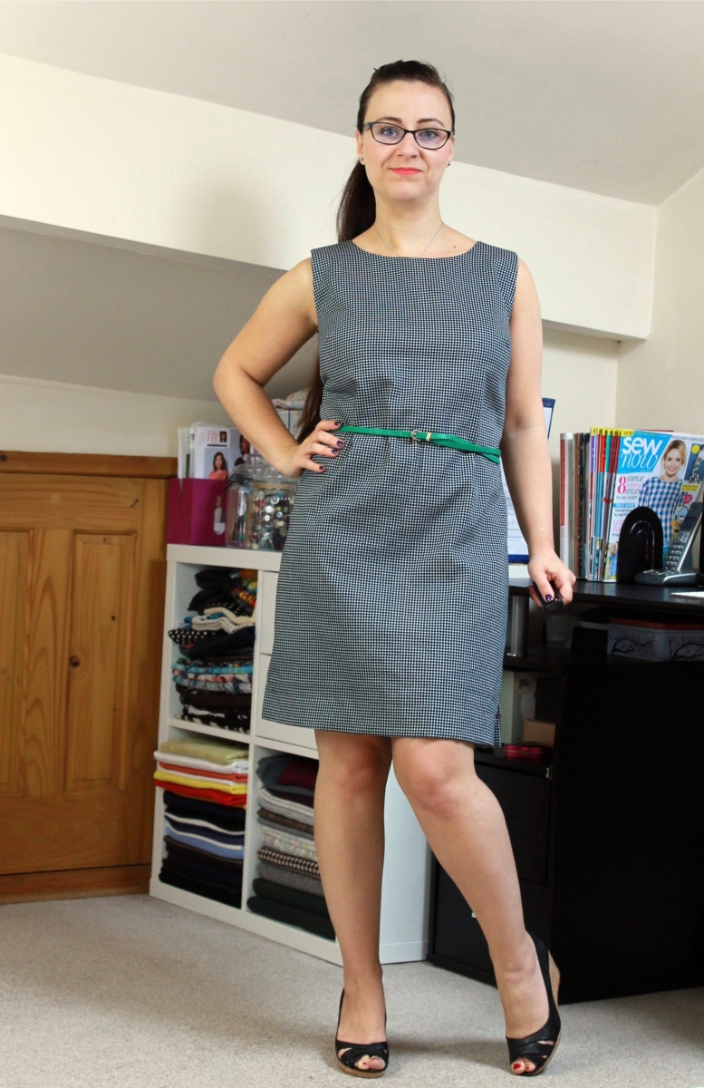 Reece Dress -A Pattern Tester's Version