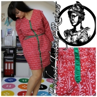 My Christmas Dress - MinervaCrafts Product Testing