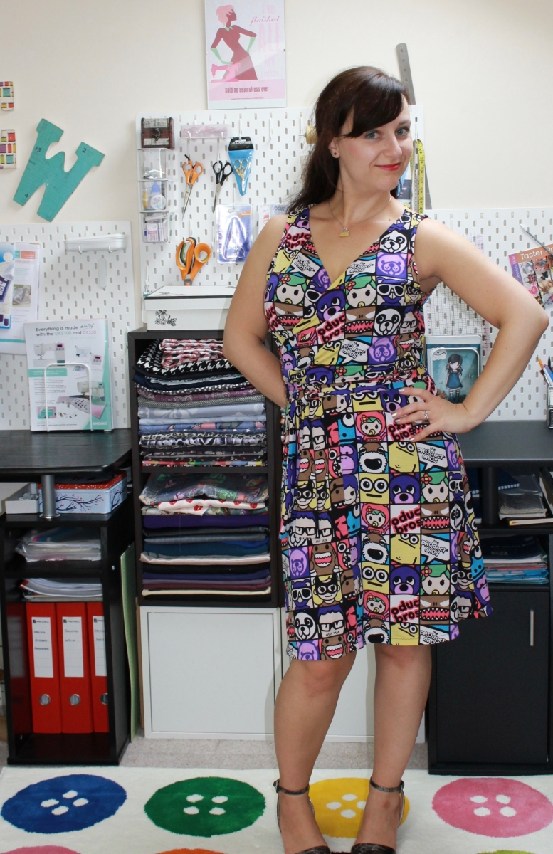 The Last Dress of Summer - The Lilly Dress