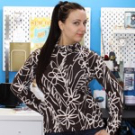 Southbank Sweater By Nina Lee – a Tester Version
