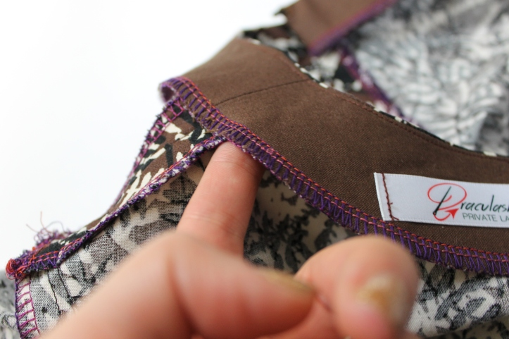 facing hand stitch