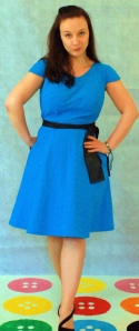 Blue Crepe dress.JPG